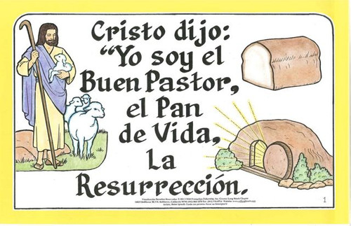 Cristo dijo: Yo Soy el Pan de Vida (Christ Said, I Am the Bread of Life)