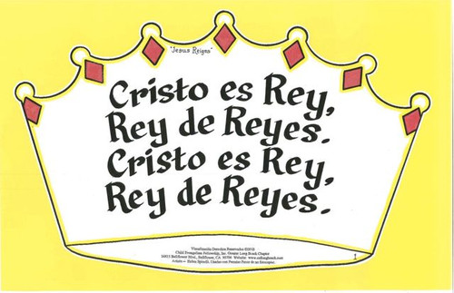 Jesús Reina (Jesus Reigns)