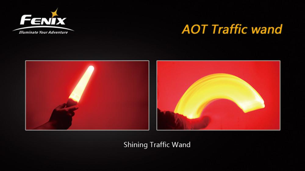 AOT-S [Small] - Traffic Wand