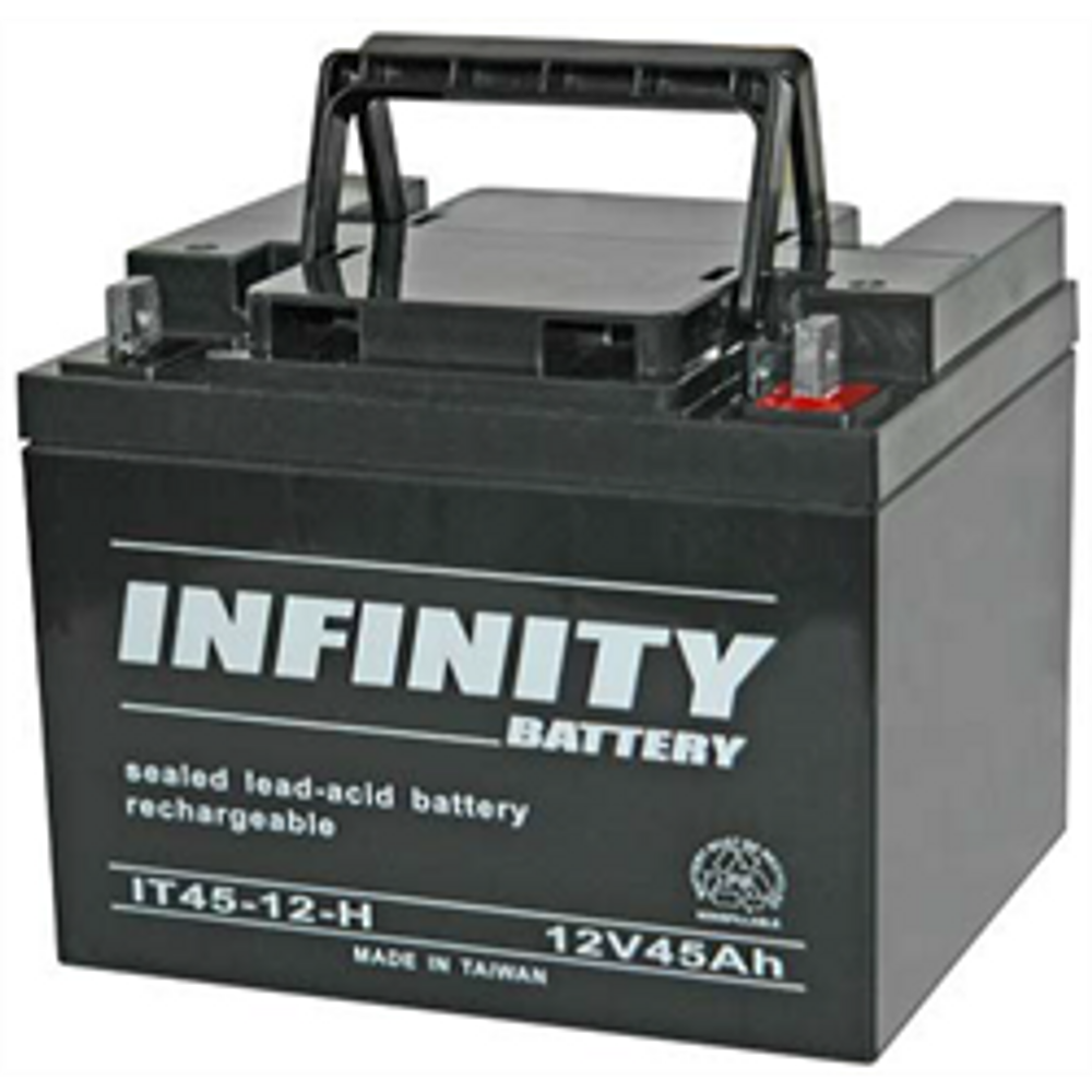 GS Infinity - IT 45-12- 12volt - 45Ah