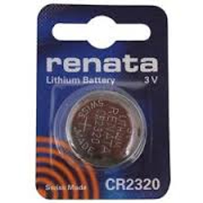 CR2320 - Renata  (1-pack)