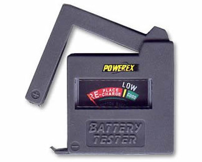 MAHA/Powerex MHS-BT100 - Battery Tester