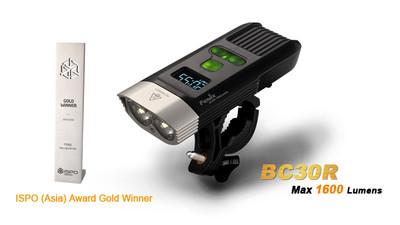 Fenix BC30R Rechargeable LED Bike Light