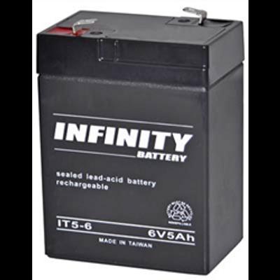 GS Infinity - IT 5-6 F1 - 6volt - 5Ah - F1