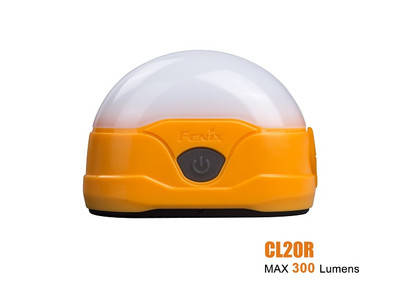 CL20R-O(Orange) - Fenix CL20R Rechargeable LED Camping Lantern
