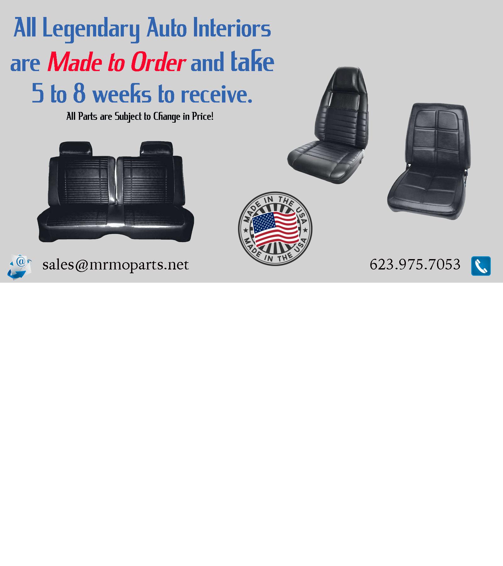 MrMoparts, Mr Moparts, Mopar Parts, Restoration Parts, Muscle Car ...