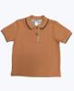 SOLD - Tipped Pique Polo Shirt