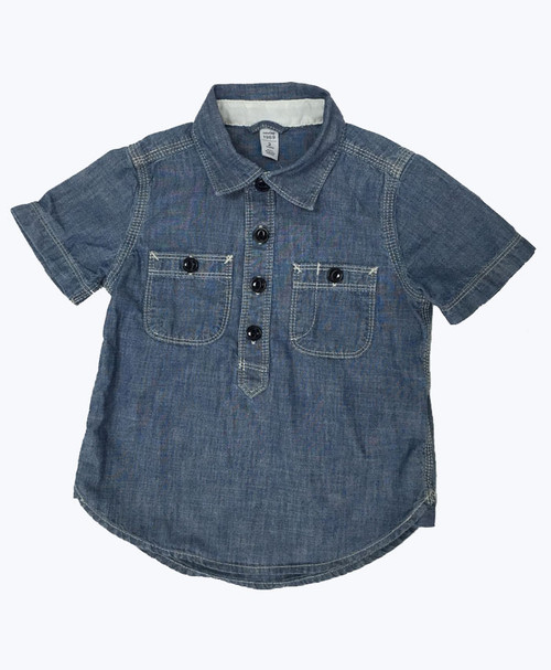 SOLD - Chambray Shirt
