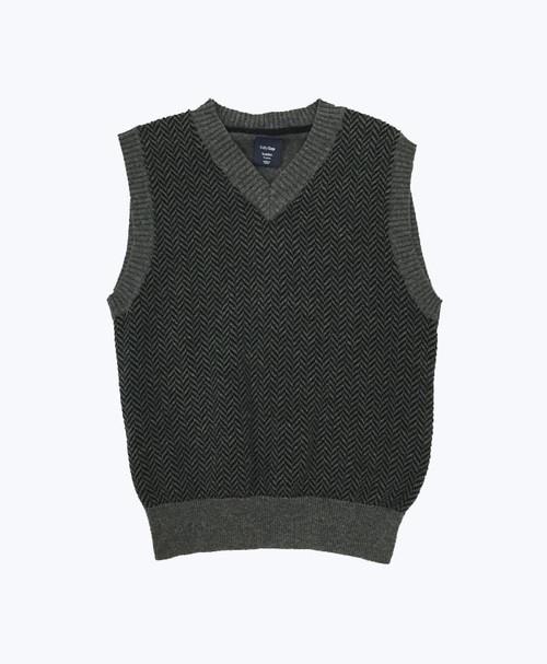 Sold - Gray Sweater Vest