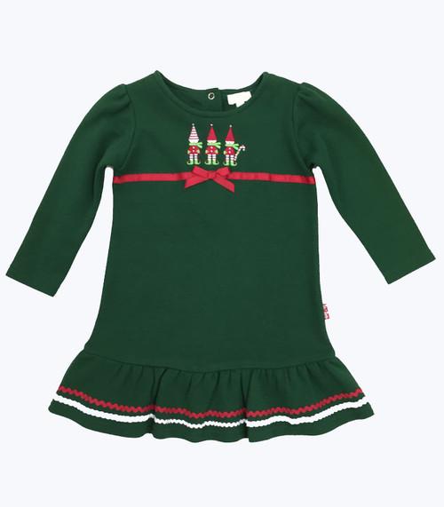 Forest Green Elves Dress