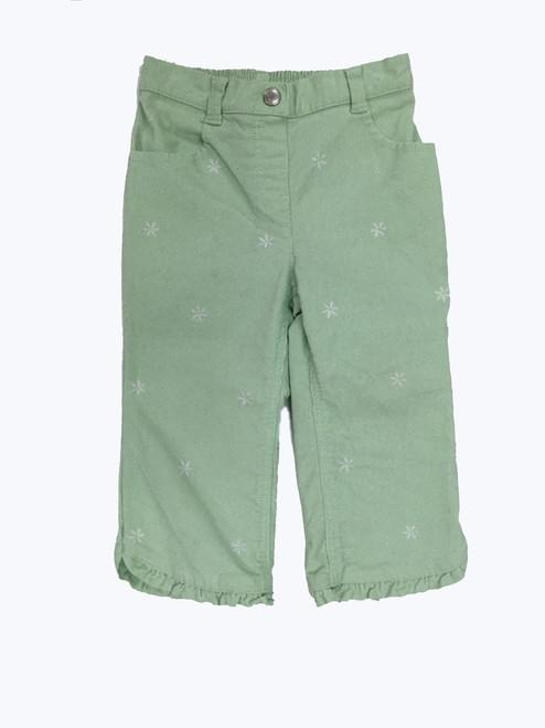 Sparkle Corduroy Pants
