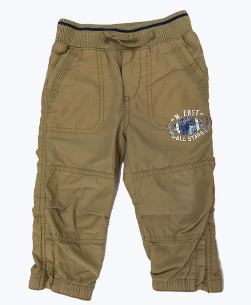 Ankle-Zip Pants