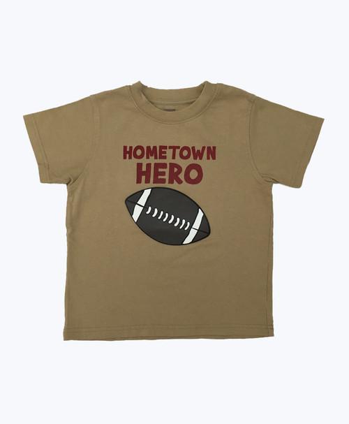 SOLD - Graphic Tee Shirt - Football