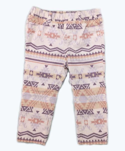 Sparkly Corduroy Pants
