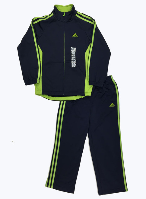 2-PC Navy Activewear Set