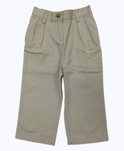 Basic Sand Chino Pants