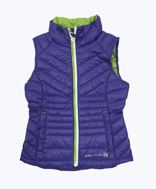 Lilac Power Down Vest