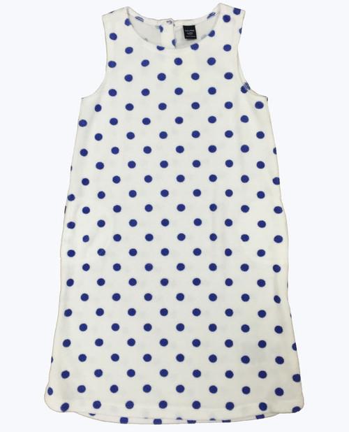 Polka Dots Towelling Dress