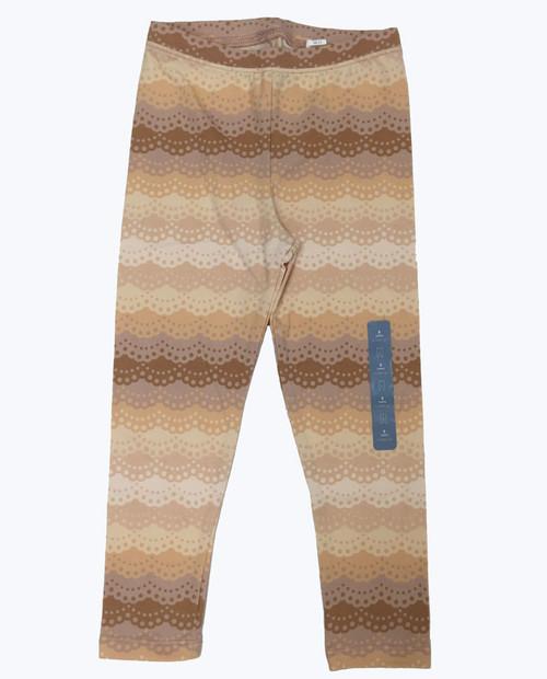 SOLD -Lace Print Leggings