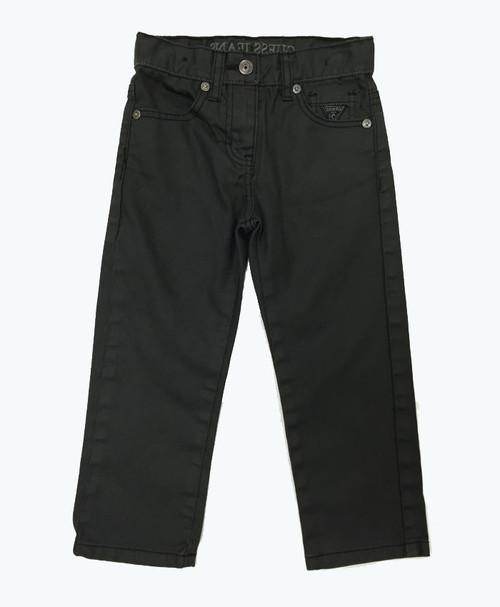 SOLD - 5-Pocket Black Jeans