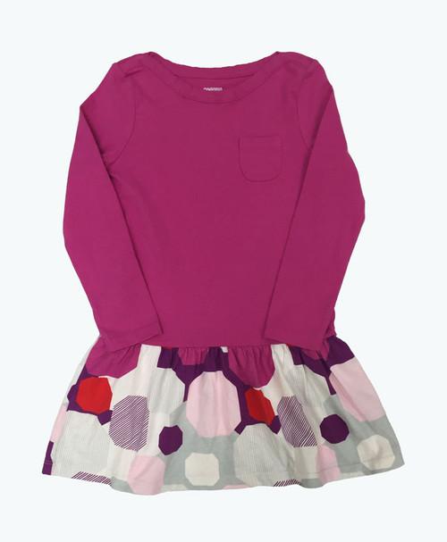 SOLD - Pink Pocket Dress