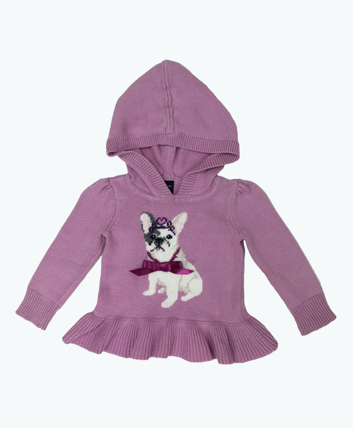 Puppy Hooded Sweater