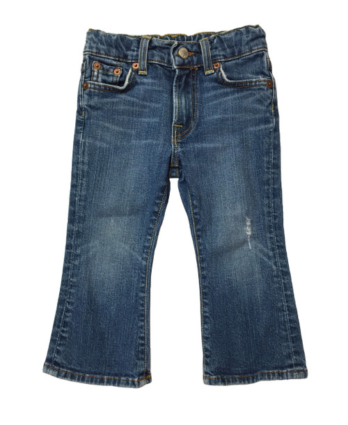 Baby Boy Rip Denim Jeans
