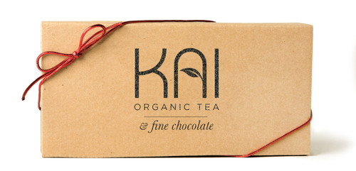 Kai Tea and Chocolates Gift Set