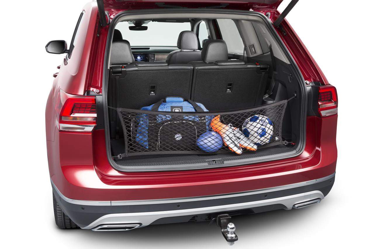 Vw Atlas Cargo Net | Volkswagen Accessories Shop
