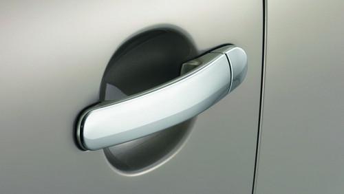 Vw Tiguan Chrome Door Handles | Vw Accessories Shop
