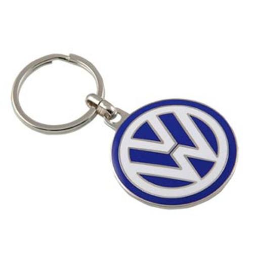 Vw Logo Keychain