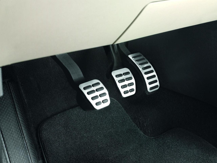 Vw Beetle Sport Pedal Covers