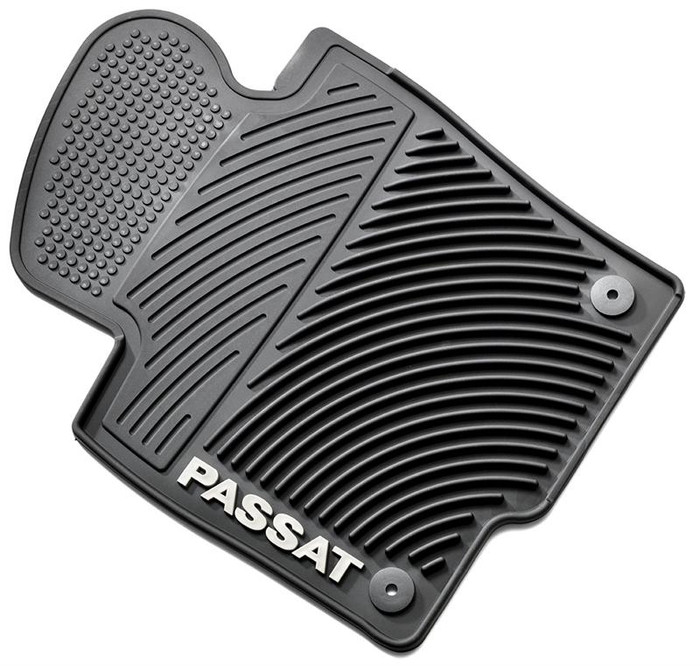 Vw Passat Rubber Floor Mats