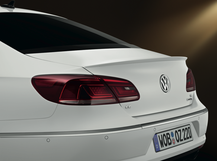 Vw CC Lip Spoiler