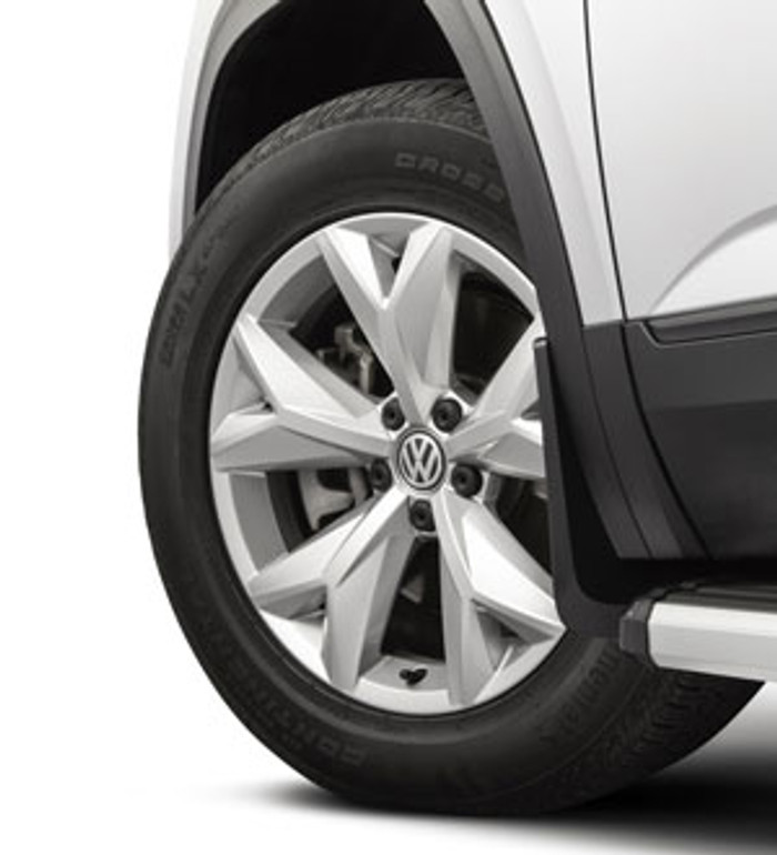 VW Atlas Mud Guards