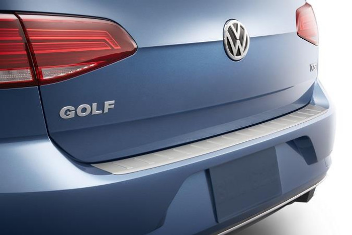 Vw Golf Rear Bumper Protector