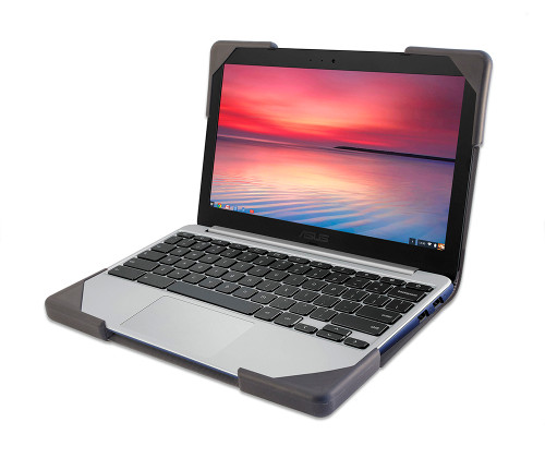 Book Covers Chromebook Case for Asus C201 - by Devicewear