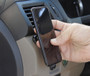Universal Stick On Adhesive, Magnetic Car Mount Holder for Hands Free Smartphone Usage by Devicewear