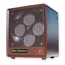 Comfort Glow BDISC6 Original Brown Box Ceramic Disc Heater 5,200 BTUs