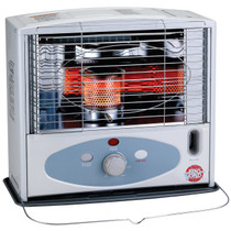 Kero World KW-11F 10,000 Btu Radiant Indoor Kerosene Heater