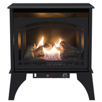 Kozy World GSD2210 The Phoenix Vent-Free 20000 BTU Dual Fuel Gas Stove