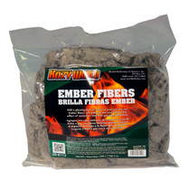 Kozy World 20-8112 Glowing Ember Fibers- 4 oz.