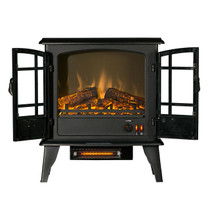 Comfort Glow EQS130 Keystone Infrared Quartz Electric Stove