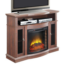 Comfort Glow EF7525RKD Beckonridge Media Center with Electric Fireplace