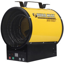 Dura Heat EUH4000R Electric Forced Air Heater with Remote Control 12,800 Btu