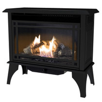 Comfort Glow GSD2846 The Monterey Dual Fuel Vent-Free 30000 BTU Gas Stove