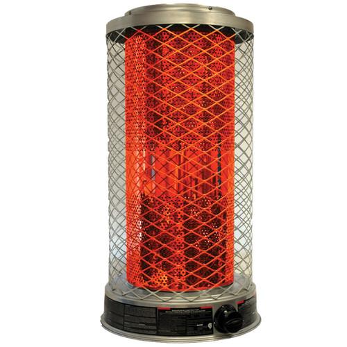 Dura Heat 100,000 BTU Natural Gas (NG) Radiant Heater RA100NGDGD