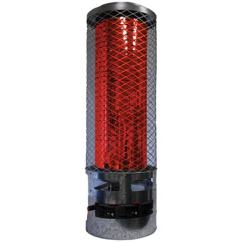 Dura Heat 250,000 BTU Natural Gas (NG) Radiant Heater  RA250NGDGD