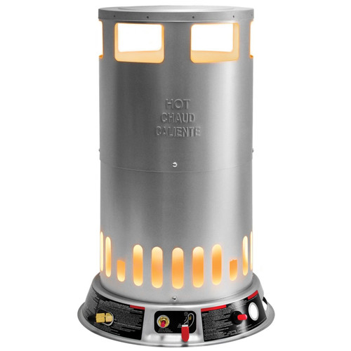 Dura Heat LPC200 50-200,000 BTU Propane(LP) Convection Heater
