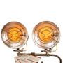 Dura Heat TT-30CSA Propane(LP) Double Tank Top Heater with Tip-over Shut-off